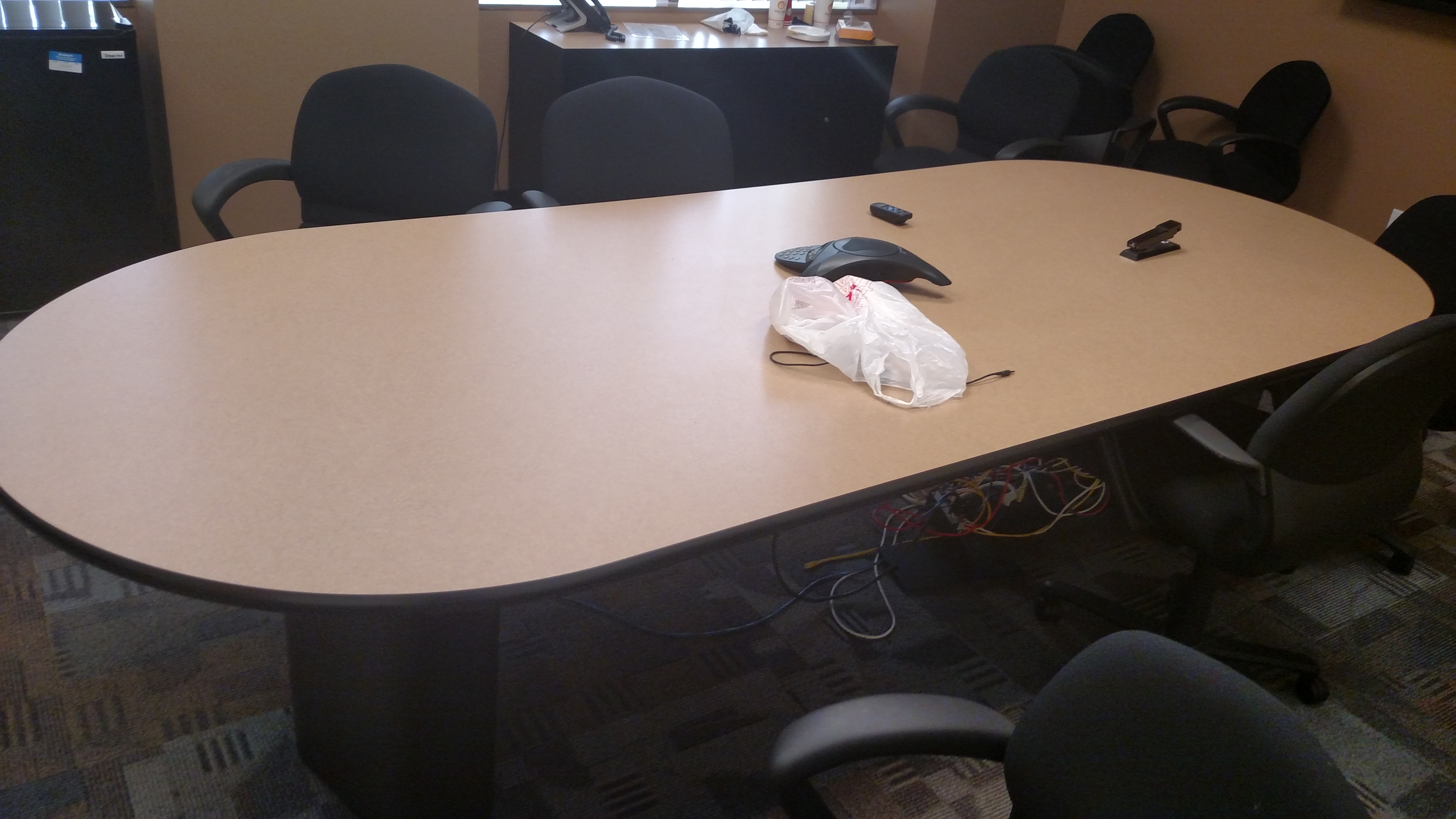 Maple Conference Table 8524