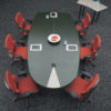 New 8′ Nutcracker Transforming Conference Table by Global