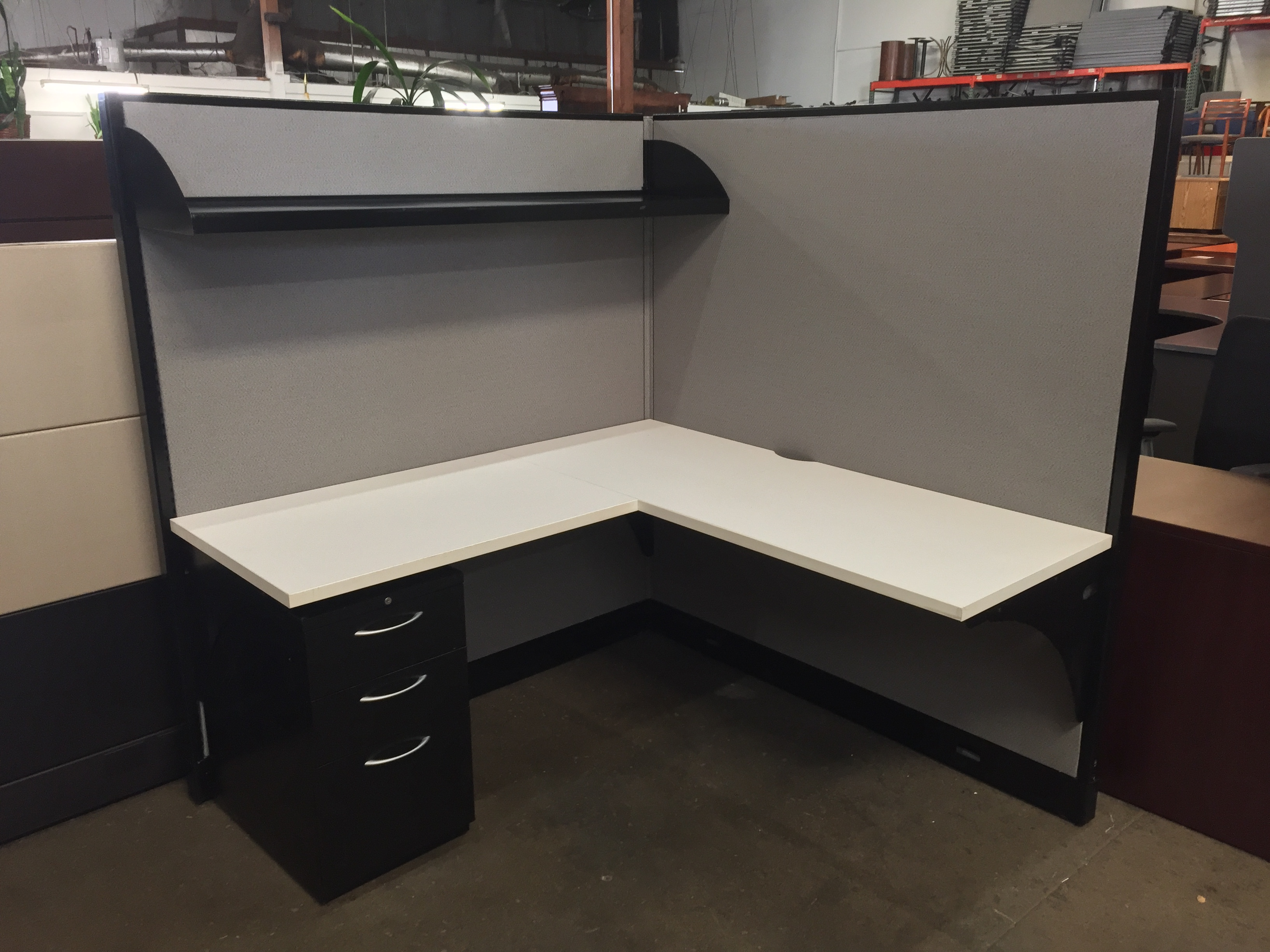 Used Cubicles Office Furniture In Los Angeles And Orange County Nationwide Furniture