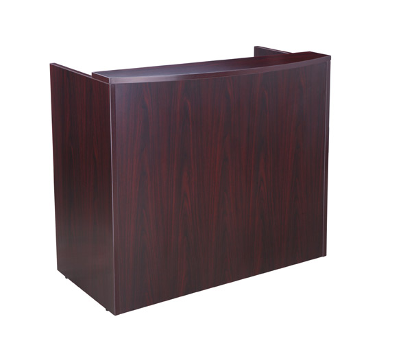 New 4 Reception Desk Shell By Boss New And Used Office