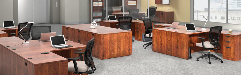 Superior Laminate Office Furniture In Los Angeles And
