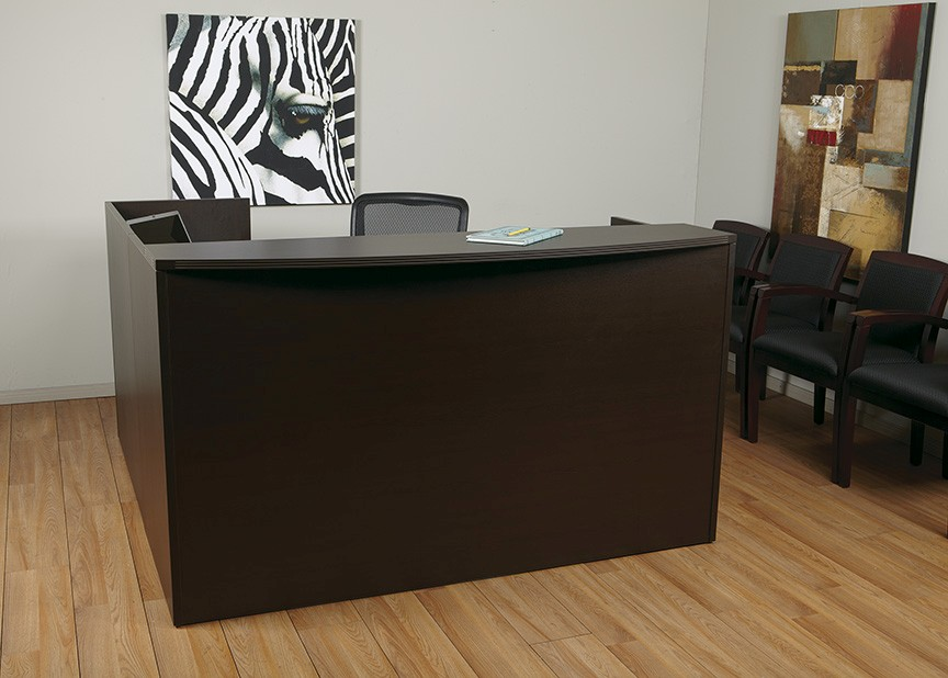 New Napa Series Reception Desk By Office Star Products And Used Furniture In Los Angeles Orange County Nationwide
